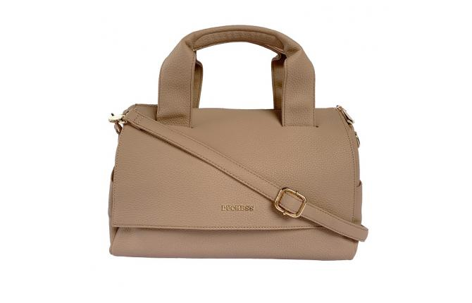 TAYLOR BOSTON BAG - KHAKI