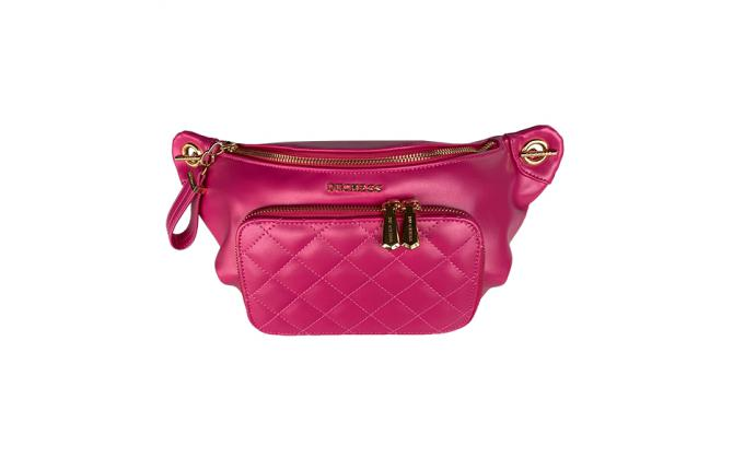 KATE WAIST BAG - ROSE PINK