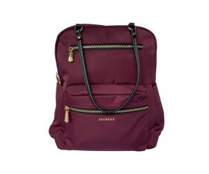 CLARA BACKPACK - WINE RED (REJECT)